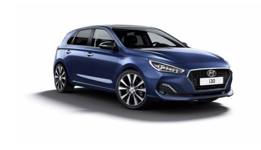 Hyundai i30 Hatchback dla architektów