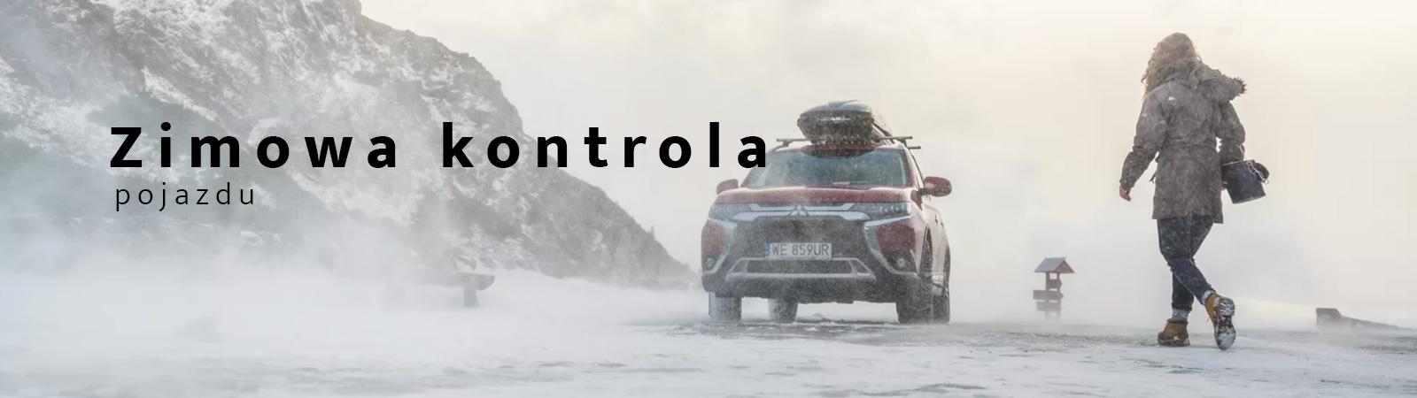 Zobowiązanie serwisowe Mitsubishi zimowa kontrola
