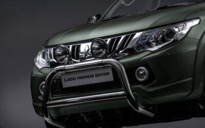 8 niezwykłych funkcji Mitsubishi L200