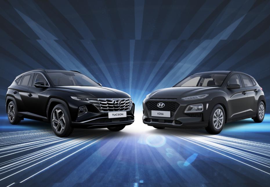 Hyundai Kona vs. Hyundai Tucson – który SUV wybrać?